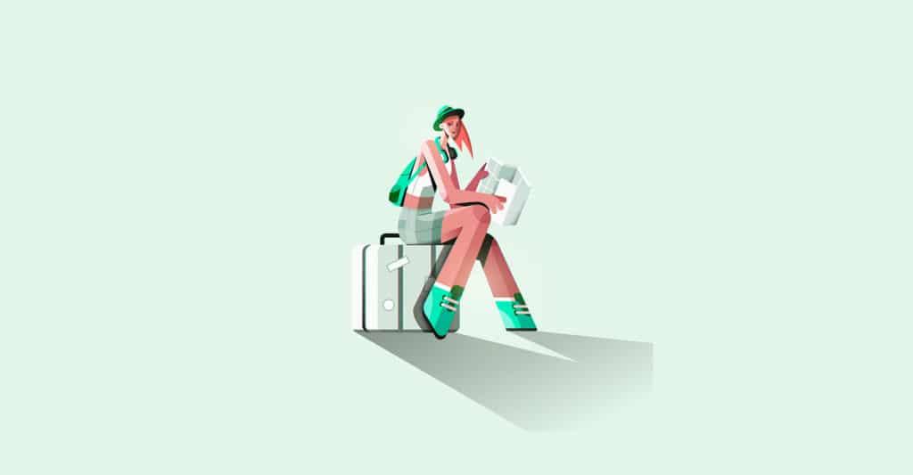 traveler personality